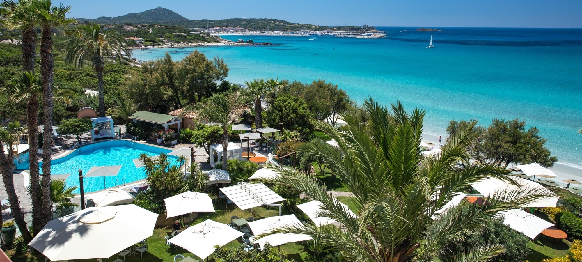 Hotel Stella Maris 4 Villasimius Offizielle Website